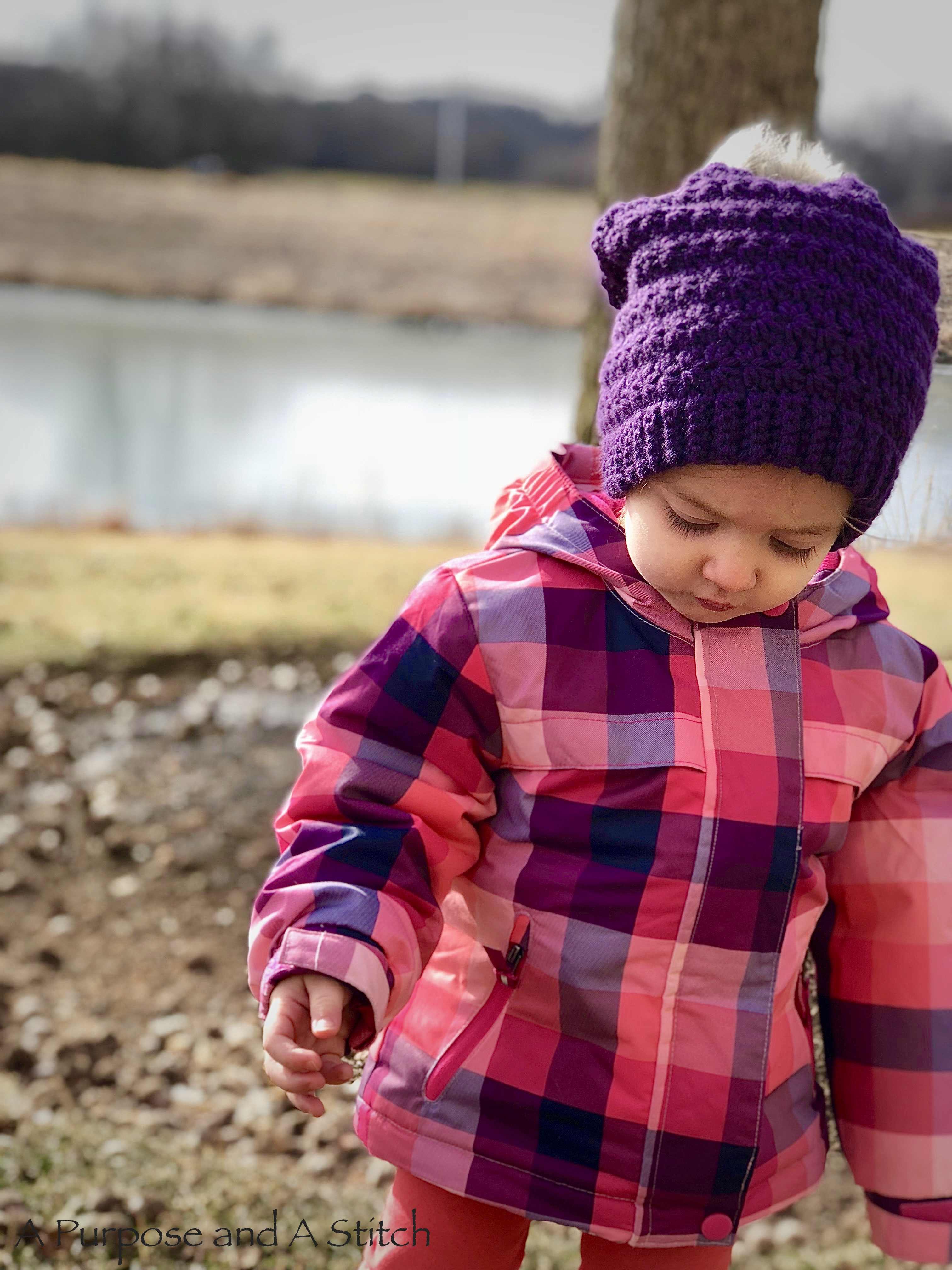 Toddler Star Stitch Slouchy