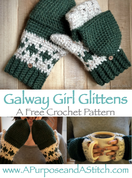 Galway Girl Glittens