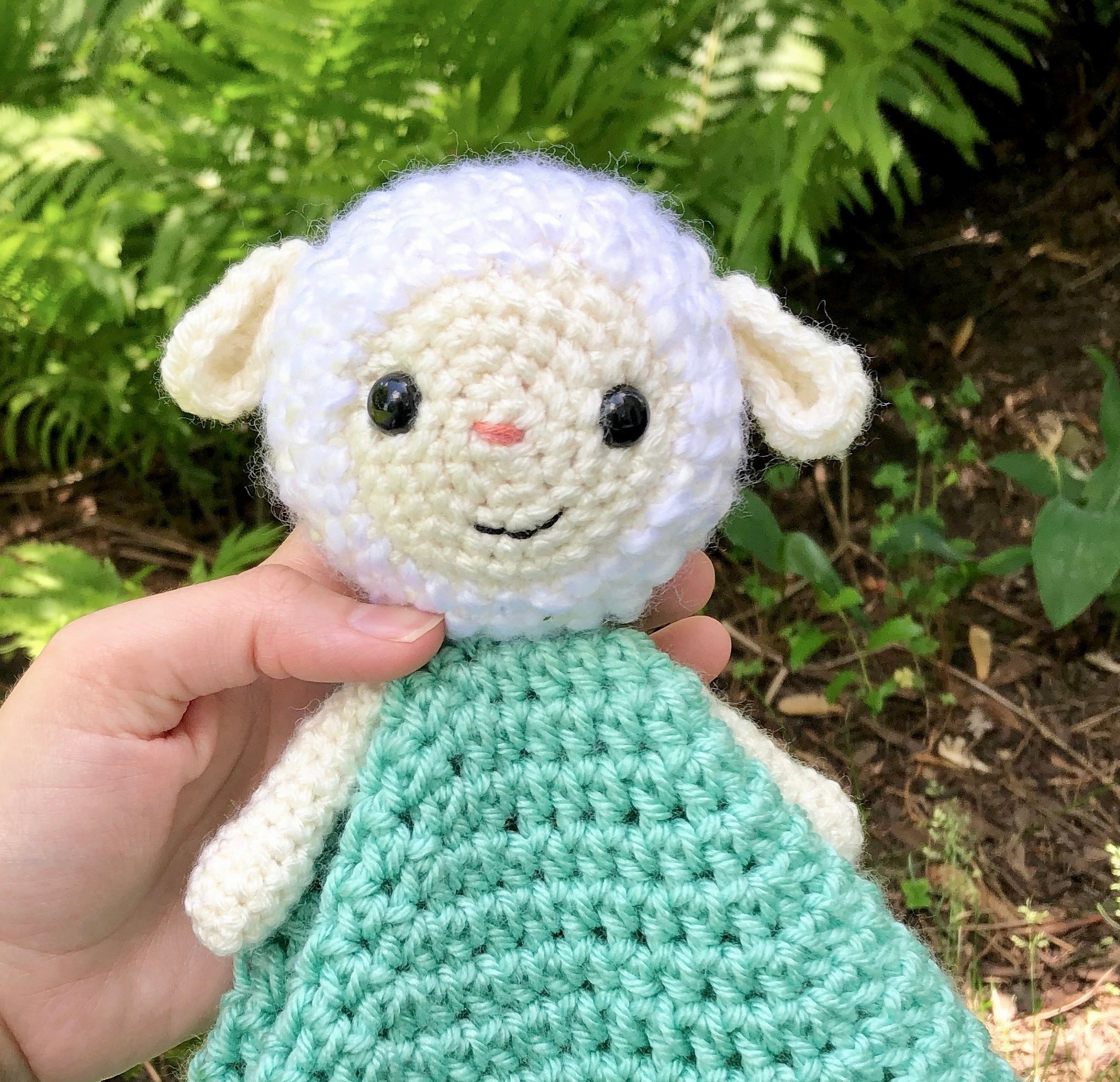 Lambie the Lovey