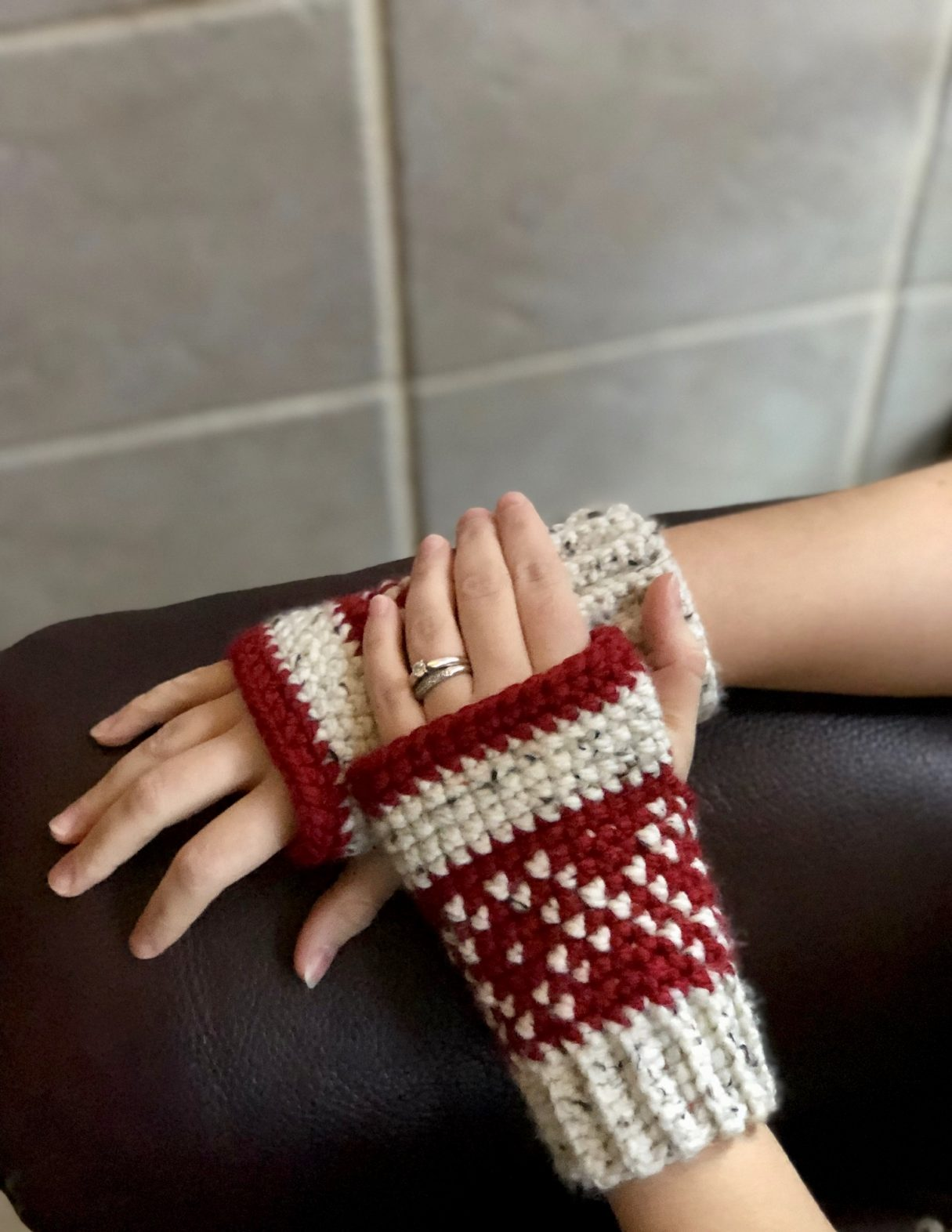Cozy Hand Warmers Picture Tutoiral- Blog Post