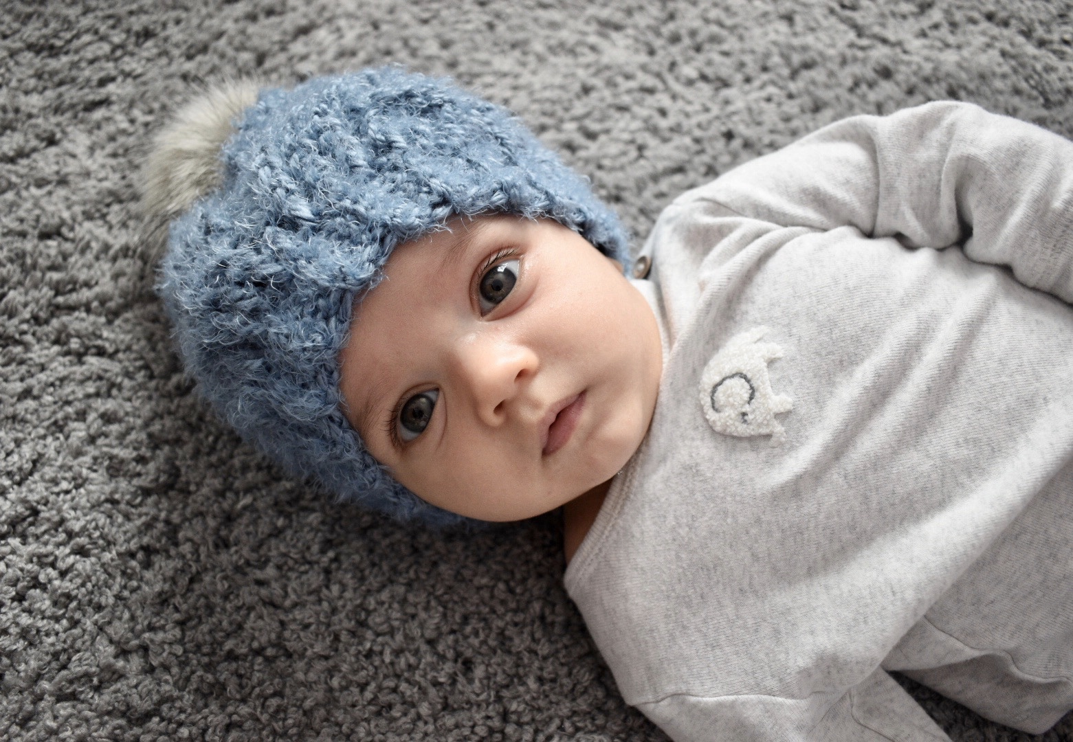 Mommy & Me Brilliant Cables Beanie- Free Crochet Pattern