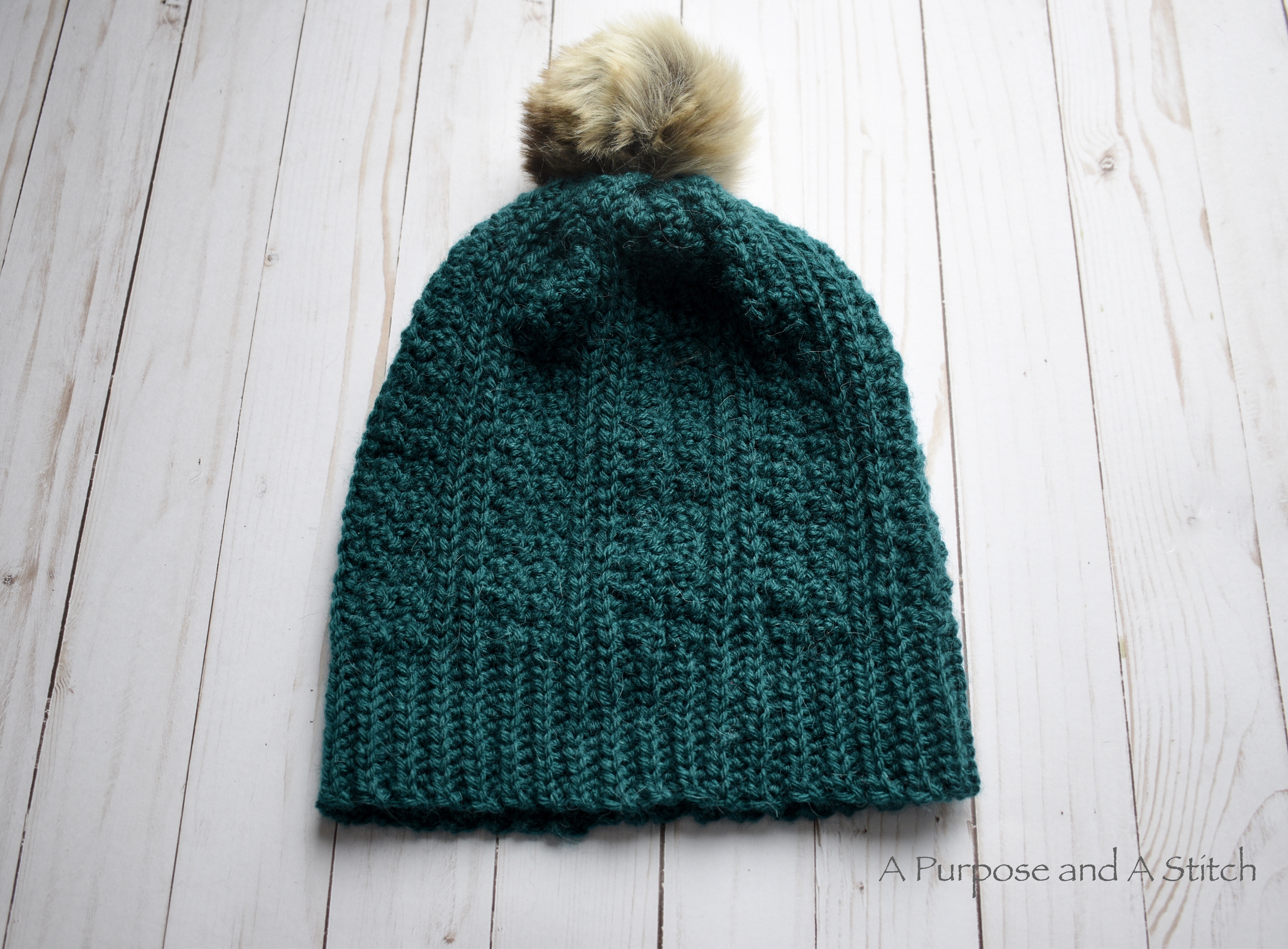 The Jennie Beanie- Blog Post