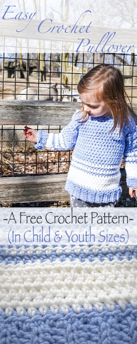 Easy-Crochet-Pullover--children-
