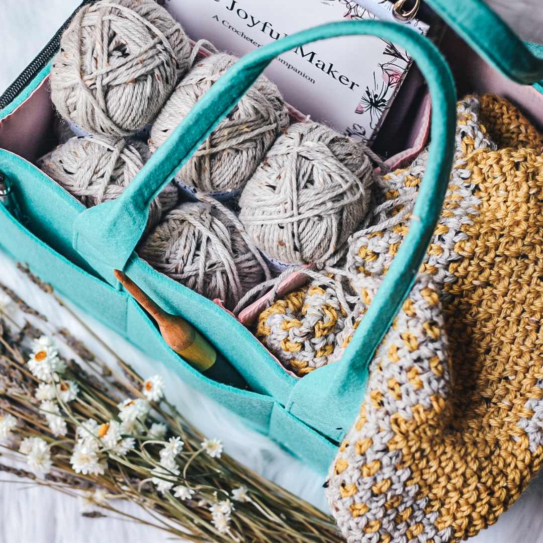 5 Tips For Staying Organized With Your Craft